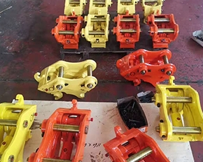 挖掘机属具厂商